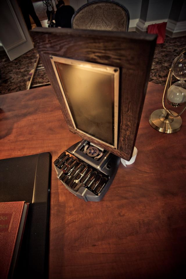 """Steampunk Computer"" from The Record Keeper."