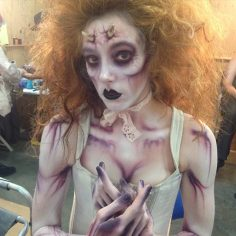 Airbrush Character for FrightTown